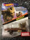 HOT WHEELS MARVEL GUARDIANS OF THE GALAXY GROOT NEW BOXED TRUCK