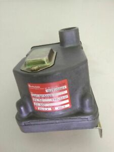 BARKSDALE D2T-M150SS PRESSURE OR VACUUM ACTUATED SWITCH
