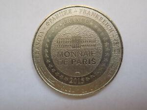 Medaille Paris  2015  World Money Fair