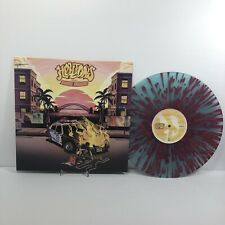 Hellions -  Indian Summer Vinyl LP Blue with Pink Splatter