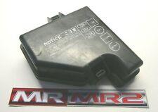Toyota MR2 MK2 Turbo Rear Engine Side Fuse Box Lid - Mr MR2 Used Parts
