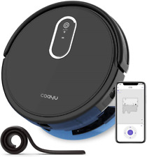 COAYU C530 Alexa App Control,Robotic Vacuum Cleaner with Water Tank, Sweep& Wet