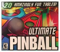Ultimate Pinball Pc Brand New XP
