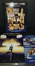 Friday Night Lights (Season 1) TV DVD Set 5 DVDs  ORIGINAL EXCELLENT CONDITION
