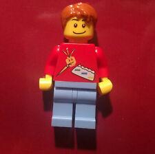 LEGO Kladno factory 2013 Minifigure | RARE | UNIQUE | SEALED