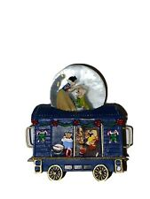 New ListingThe Bradford exchange Disney's Wonderland Express Snow white Snow Globe