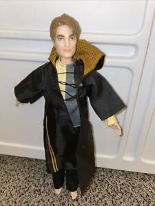 """Cedric Diggory Triwizard Tournament Harry Potter Wizard 10"""" Doll & Outfit Mattel"""