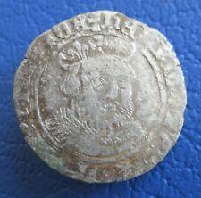 Henry VIII Hammered Silver Groat Bristol 1544-47