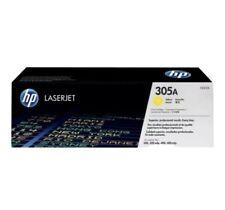 Genuine HP 305A Yellow Toner Printer Cartridge CE412A