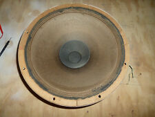 Philips Dual Cone Full Range Speaker Made England AD 4200 Replacement Guitar Amp