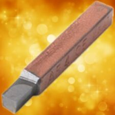 """Sherlne 1/4"""" LATHE CUTTING TOOL BRAZED CARBIDE TIP, RT-HAND,SQUARE 11920"""