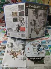 Playstation 2 PS2:Haunting Ground [TOP CAPCOM & 1ERE EDITION] COMPLET - Fr