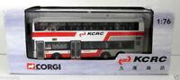 CORGI 1/76 - 43218 KCRC OLYMPIAN HONG KONG BUS