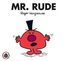*BRAND NEW* MR RUDE by ROGER HARGREAVES (Toddler book, Mr Men)