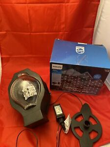 Philips Motion Projector Indoor Outdoor Lighting Falling Snow- Over 5,500 Sq Ft