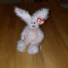 Ty Attic Treasures Plush Jointed Pink Bunny Rabbit Named Blush  1993