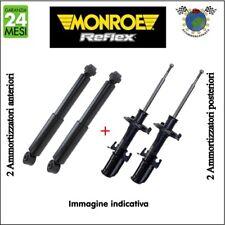 Kit ammortizzatori ant+post Monroe REFLEX AUDI A4 SEAT EXEO #ji