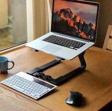 New listing Aluminum Laptop Stand (With Phone Stand)