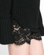 Zara Mid Rise Regular Size Hot Pants for Women