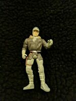 Han Solo in Hoth Gear Star Wars Power of the Force 1995 Pilot Smuggler loose