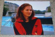 FRANKA POTENTE SIGNED AUTOGRAPH THE BOURNE IDENTITY 8x10 PHOTO E w/PROOF