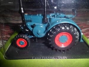 TRACTEUR LANZ D 8506 (1949)  - 1/43