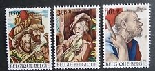 Belgium (1969) Wall Carpets / Art / Musical Instruments / Violin - Mint (MNH)