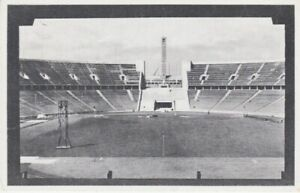 Olympiade de Berlin 1936 - Carte Postale Terrain de Sport de Reich