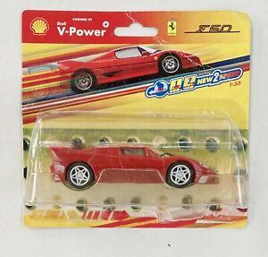 Shell V-Power F50 Ferrari Car 1:38 Vehicle