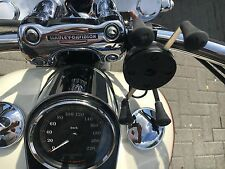 RAM-Mount EZ-Strap mit universal X-Grip für Harley Davidson Softail