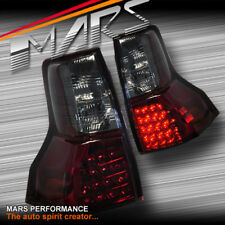 Smoked Red LED Tail Lights for TOYOTA LAND-CRUISER PRADO 09-17 FJ150