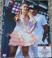 CLEARANCE! Ariana Grande Signed Autographed 11x14 Photo GAI GA GV Global COA!