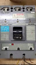 ITE SIEMENS JXD63B400 CIRCUIT BREAKER 400A 600V  0CC