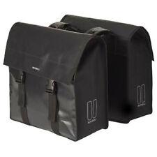 Basil Doppeltasche URBAN LOAD DOUBLE BAG 48-53L black/black Fahrrad