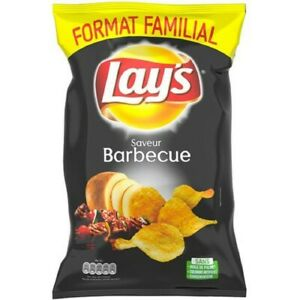Lays Crisps Barbecue 250g Free Delivery