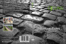 Virtual Rides Paris Roubaix Turbo Training DVD for Indoor Cycling
