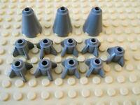 19L and Medium Blue Tank 6873 Factory Rocket Lego Flexible Hose Ribbed 11.5L