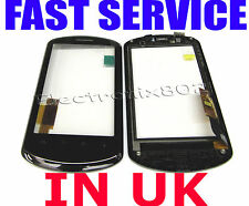 Huawei U8800 Ideos X5 LCD Top Touch Screen Digitizer Front Frame Pad Panel UK