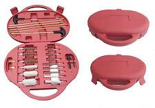 universal cleaning  kit , 27 pcs,  blow-molded plastic case