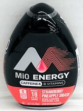 Mio Energy Strawberry Pineapple Smash Liquid Water Enhancer 1.62 oz