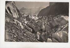 Grindelwald Fiescherhoerner Grindelwaldgletscher Switzerland RP Postcard 412b