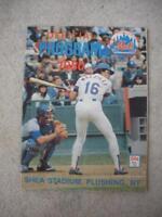 1980 New York Mets Program Shea Stadium, Flushing, NY FAST SHIP