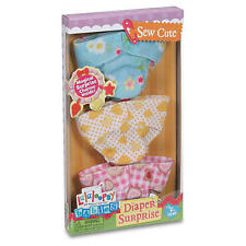 Lalaloopsy Babies Diaper Surprise Style 2 For Dolls Refill Pack