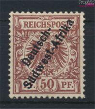 Allemand-sud-ouest de l'afrique ii, pas emis avec charnière 189(9063243