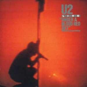 U2 - Under A Blood Red Sky Live CD Album RE 4