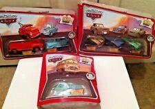 Disney Pixar Cars Storytellers Collection 6 Character Set RARE & BRAND NEW