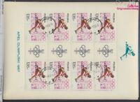Polen 1761-1768 Kleinbögen gestempelt 1967 Olymp. Sommerspiele ´68 (8437674