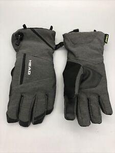 Head Sensate Gloves Touchscreen Compatible Unisex Size XS, RN 67312 Gray Glove