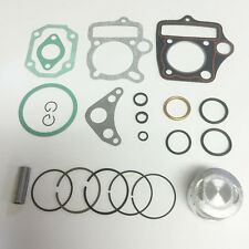 PISTON W/ RINGS & GASKETS SET HONDA CRF70 XL70 XR70 CRF XR XL 70 70CC DIRT BIKE