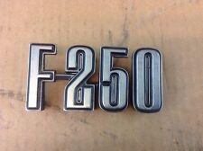 1973 - 1979 Ford f250 Emblem OEM